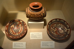 St Petersburg, FL - Museum of Fine Arts - Terracotta Pieces - Panama, Coclé Culture - 14th-15th c (jrozwado) Tags: northamerica usa florida stpetersburg museum finearts terracotta panama coclé