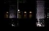 平和の門 (miyunico) Tags: 広島 夜散歩 nightshot 平和記念資料館横 世界の言葉 平和