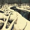 Winter's Wild Wonders (26.3andBeyond) Tags: landscape snowscape winterscape snow creek crick water trees december outdoors minnehaha minneapolis minnesota nature