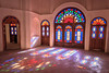 Room of Color & Light, Tabatabaei House, Kashan, Iran (Feng Wei Photography) Tags: islamicculture unescoworldheritagesite middleeast stainedglass tabatabaeihouse art landmark colorimage multicolored builtstructure islamic window unesco kashaniran colorful iran iranianculture travel lowangleview islam decoration architecture traveldestinations isfahan horizontal indoors tourism kashan irn