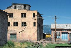 Decaying Industrial Spur (jamesbelmont) Tags: unionpacific parkcitylocal morgan utah industrialspur emd gp30 dilapidated neglected