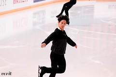 Denis Ten (asveri) Tags: figureskating isufigureskating ifp2017 grandprix grandprixfrance practice internationauxdefrance d10 denisten