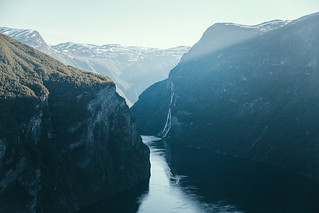 Geirangerfjord Roadtrippin'