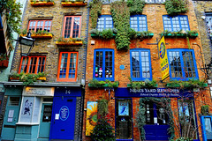 NEAL'S YARD, LONDON (GA High Quality Photography) Tags: building buildings streetview architecture art amazing attractive awesome beautiful best color colors colour colours colourful clouds cool creative europe exposure eye eyes nice fantastic fine gorgeous image interest light lighting new outdoor photo photography photographer street serene view wonderful london uk
