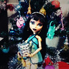 Happy New Year! (KT▲Kate_and_Tanya) Tags: monster high doll dolls mattel kt happy new year 2018 cleo de nile