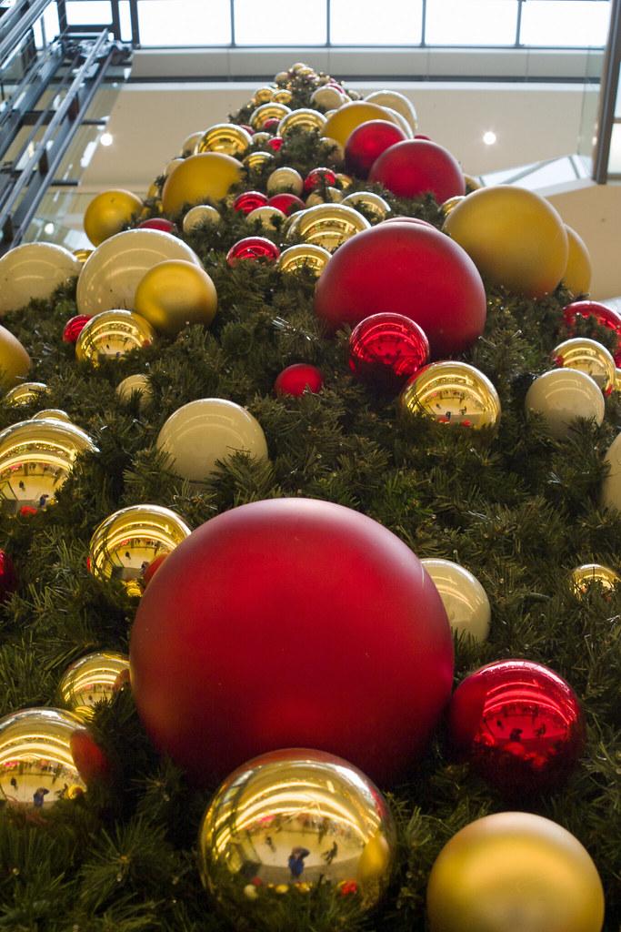 Weihnachtskugeln Xxl.The World S Best Photos Of Einkaufscenter Flickr Hive Mind