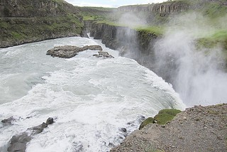 Iceland ~ Landmannalaugar Route ~  Ultramarathon Hike is held on the route each July ~ Multiple Waterfalls