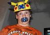 Expressive Boy (FotoFreekus) Tags: sillyboy fun expressive yellow orange
