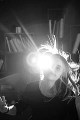 Ea - The daughter (vesterskov) Tags: vesterskov daniel sony a99 a99v slta99 slta99v sigma 2470mm 2470 hsm dg 2 8 28 f28 black white bw sort og hvid blackandwhite blackwhite children børn nissin flash air airone air1 remote wireless hss ttl portrait portræt photography strobist barebulb bare bulb sonya99 nas system speedlight speed light