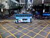 Street Web (stardex) Tags: tram street road city hongkong vehicle transport hk building architecture