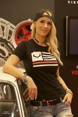 Ricarda Bongartz auf der Essen Motor Show 2017 (Daniel Hein Fotograf) Tags: ricarda bongartz essen motor show 2017 automesse vossen ems woman hostess model nice beauty cappy hot sexy