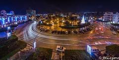 Plaza España Melilla en Navidad (josmanmelilla) Tags: melilla navidad nocturna españa luces pwmelilla pwdmelilla flickphotowalk pwdemelilla
