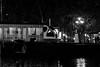 Bilbao bajo la lluvia (Jo March11) Tags: bilbao bizkaia paísvasco euskalherria euskadi arenal tranvía lluvia noche blancoynegro monocromo monocromático ieletxigerra idoiaeletxigerra eletxigerra canon canoneos