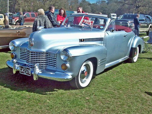 99 Cadillac 62 Series 2 Door Convertible 1st Gen 1941