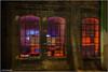 Hintergrundbeleuchtung (geka_photo) Tags: gkaphoto lübeck schleswigholstein deutschland fenster licht marode marodes urbex kulturwerftgollan werft halle