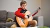 Geen excuus om niet te oefenen (Didier Ilsen) Tags: victor gitaar