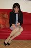 BW Dress (xgirltv1000) Tags: tgirl transgender trans transisbeautiful transwoman crossdress transformation makeover maletofemale mtf dragqueen michellemonroe
