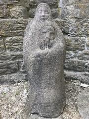 DLG-Gotland 3-4 (greger.ravik) Tags: visby medeltidsveckan medeltid middle ages medieval stenkvinna konst konstverk staty dlg