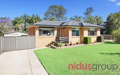 18 Chestnut Crescent, Bidwill NSW
