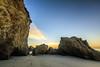 Surrounded by Rocks (JohnLazo19) Tags: 1635mm beach canon5dmarkiv elmatador landscapes morning ocean rocks sunrise water waves