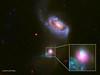 Researchers Catch Supermassive Black Hole Burping - Twice (NASA's Marshall Space Flight Center) Tags: nasa nasas marshall space flight center msfc chandra xray observatory cxo galaxy galaxies black holes