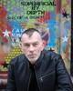 """""""Street Art in Paris"""" (Phoenix Blue Parangon) Tags: masculin mâle man portrait extérieur graff cuir leather"""