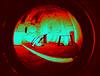 Nel castello fantasma (gianclaudio.curia) Tags: calabria castello pozzanghera olympus om2n zuiko28mm pellicola kodaktrix sviluppo viraggio cameraoscura cartafotografica meoptaopemusmultigrade ilfordmultligradeivrcdeluxe rodinal agfa ornano controluce bianconero blackwhite