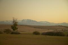 Atlas Sundown (TravellingMiles) Tags: morocco atlasmountains sky sunset landscape