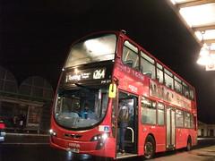 Arriva London DW271 on route 264 West Croydon 21/01/18. (Ledlon89) Tags: arriva london arrivalondon dw wrightbus gemini eclipse daf croydon bus buses tfl transport londontransport westcroydon busstation