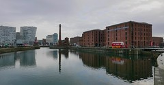 Canning Dock, Liverpool, December 2017 (sbally1) Tags: liverpool city pub canningdock dock