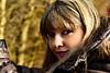 Myself (almresi1) Tags: selfie woman people lady longhair blond browneyes winter sunshine portrait model