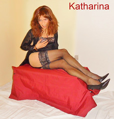 red head history (Katvarina) Tags: transgender transgirl transpeople tgirl crossdress crossdressing crossdresser kat satin