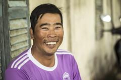 22 (Flavie Denelle - Photography) Tags: vietnam vietnamese farmers mekong delta portrait photography travelphotography travelling aquaculture fieldwork asia faces face smiling natural expression portraitphotography