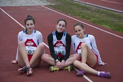 Chiara Cecchini, Laura Coppari, Ilaria Piottoli