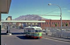 EL PASO 1517 (brossel 8260) Tags: etatsunis tram pcc