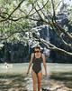 DSCF9881-2 (Nathan A. West) Tags: cedar creek falls airlie beach queensland travel sunny australia water drought billabong swim girl sun bokeh fujifilmx100 film look