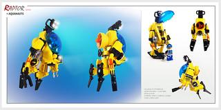 Raptor series: Aquanauts