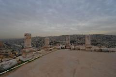 Citadel, Amman, Jordan 2 (1) (tango-) Tags: giordania jordan middleeast mediooriente الأردن jordanien 約旦 ヨルダン citadel amman