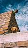 Vigilantes (Berly Fuster [Theretsuf]) Tags: niño perro pared cemento ladrillo cielo nubes huawei muro kind hund wand zement ziegelstein himmel wolken bambino cane mattone nuvole celular kevinncajaleon kevin berly fuster theretsuf