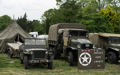 Jeep Hotchkiss M201 1951 (Falcon_33) Tags: wwii france french français normandie normandy secondeguerre truck véhicule voitures zeiss variotessartfe1635mmf4zaoss variotessartfe41635 sonyalpha7mkii bwfpro manfrottobefreecarbon francais francia falcon®photography raw gmccckw353