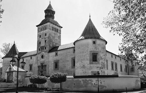 Bytca Schloss