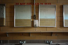 IMG_0024 (KING KRUSH) Tags: abandoned exploring empty interior indoor vacant canon old forgotten decay derelict usa mirror rotting reflection crusty