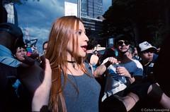.. (Celso Kuwajima) Tags: epsonv800 silverfastai people leicam4 leicasuperangulon13421mm kodakportra160 croud streetphotography analogphotography sãopaulo brazil br