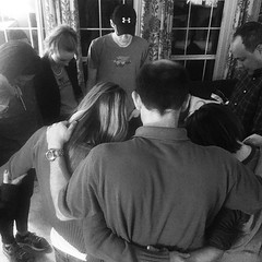 This small group has walked out faith together in a living room for a couple years. They have opened their hearts to one another, celebrated life, and mourned losses - All under the covering of God's Grace. Now they are sending out some of their crew to o (rcokc) Tags: this small group has walked out faith together living room for couple years they have opened their hearts one another celebrated life mourned losses all under covering god's grace now sending some crew open up new invite more people experience same we thrilled see how god is work our redemption groups answering call serve others mission city gloryofgod goodofourworld redemptiongroups multiply