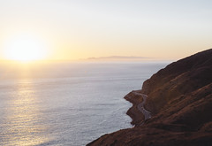 Peace of Mind (elevatoro) Tags: justinleibow malibu pacific coast pch ventura county road drive sunset hills mountain afternoon evening