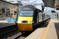 GWR 43194 @ Reading (uksean13) Tags: 43194 gwr firstgreatwestern reading hst125 train transport railway rail canon 760d ef28135mmf3556isusm
