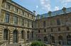 Pateo interno ao museu do Louvre, fechado `a visitaçao     DSC_5403`a _lzn (Tayon) Tags: paris louvre nikon d40 nikkor 1855m er