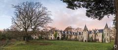 Château Séquoia (lelargla) Tags: france urbex urban exploration decay abandonné abandoned canon