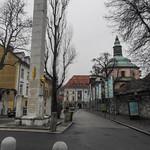 Ljubljana, la colonne de Napoléon1801021121 thumbnail