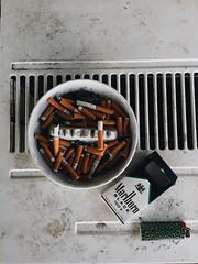 (kristens2484) Tags: marlboro cigarettebuds texas ashtray ash lighter buds cigarettes